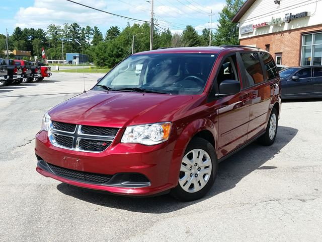 2016 Dodge Grand Caravan SXT in Gravenhurst, Ontario