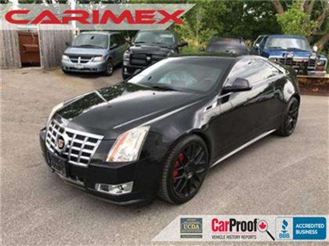 2012 CADILLAC CTS Base in Kitchener, Ontario