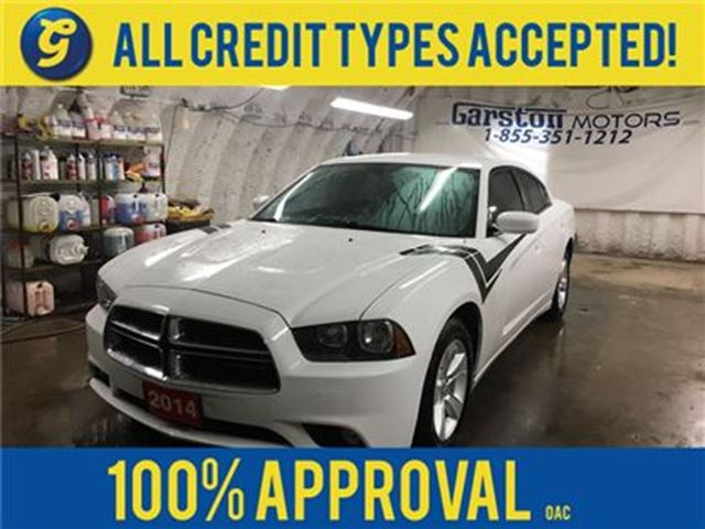2014 Dodge Charger SE*DUAL ZONE CLIMATE CONTROL*CRUISE CONTROL*PUSH B in Cambridge, Ontario