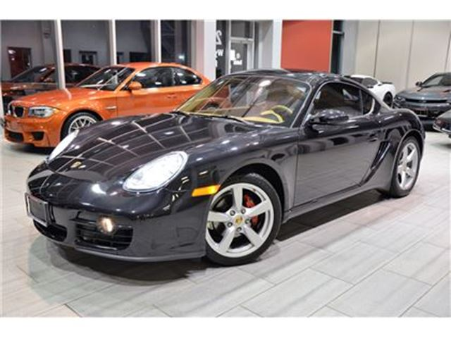 2008 PORSCHE CAYMAN With Only 33.316 Kms! in Oakville, Ontario