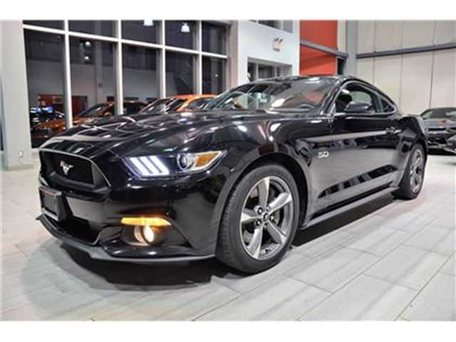 2015 Ford Mustang GT Premium 6-Speed Manual With Only 39.943 Kms! in Oakville, Ontario