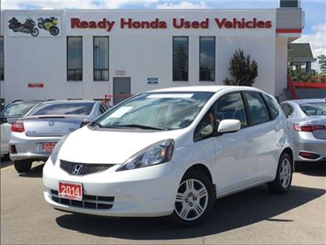2014 Honda Fit LX      1.99% Financing in Mississauga, Ontario