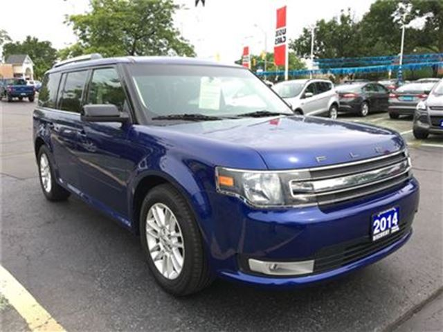 2014 FORD FLEX SEL AWD in Burlington, Ontario