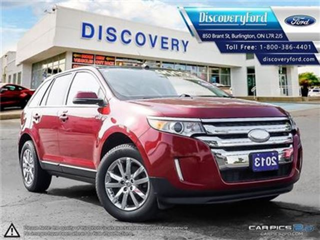 2013 FORD EDGE Limited in Burlington, Ontario