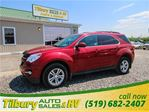 2013 Chevrolet Equinox 1LT **WEEKLY PAYMENTS AS LOW AS $78** in Tilbury, Ontario
