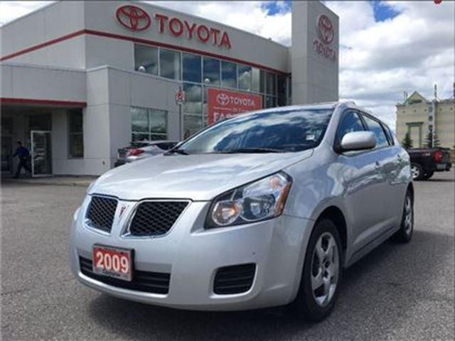 2009 PONTIAC VIBE AC AUTO CLEAN HISTORY! in Bowmanville, Ontario