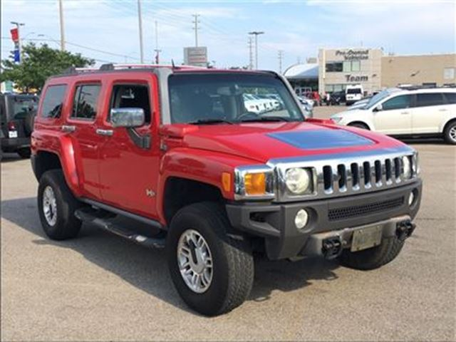 2006 HUMMER H3 KEYLESS**A/C**LEATHER HEATED SEATS** in Mississauga, Ontario
