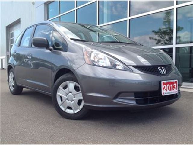 2013 Honda Fit DX-A!!! JUST TRADED !!! in Mississauga, Ontario