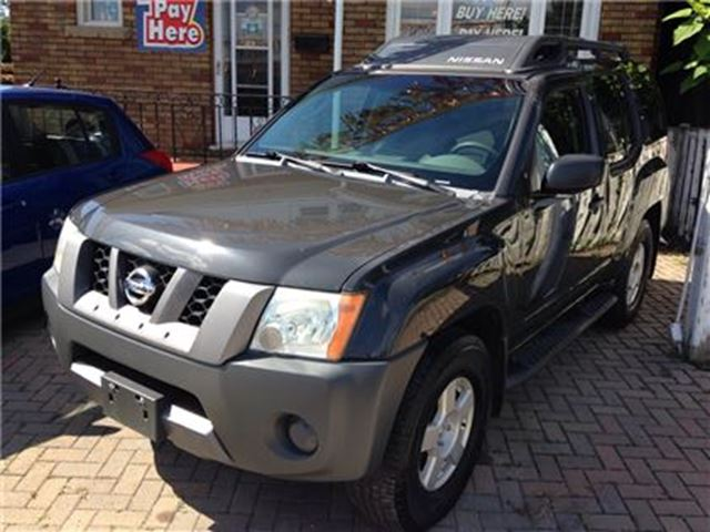 2005 Nissan Xterra S in St Catharines, Ontario