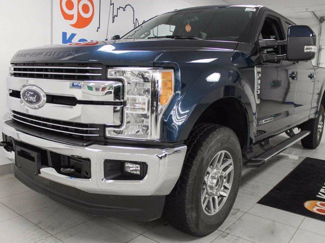 2017 Ford F-350 Lariat 6.7L V8 4x4, NAV, heated/cooled front seats, back up cam. A REAL truck! in Edmonton, Alberta