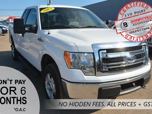 2013 FORD F-150 XLT, UNDER 49,000 KMS in Bonnyville, Alberta