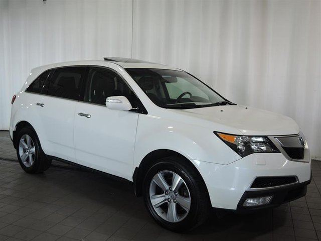 2012 Acura MDX Tech 6sp at in Mirabel, Quebec