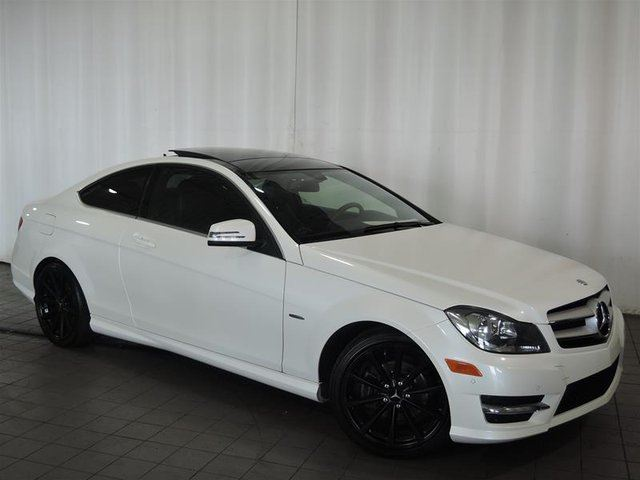 2012 Mercedes-Benz C-Class Coupe in Mirabel, Quebec
