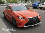 2015 Lexus RC 350 F Sport  2 Package - Certified in Richmond, British Columbia