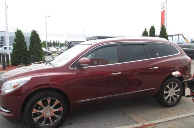 2017 buick enclave awd premium kanata ontario car for sale 2837988. Black Bedroom Furniture Sets. Home Design Ideas
