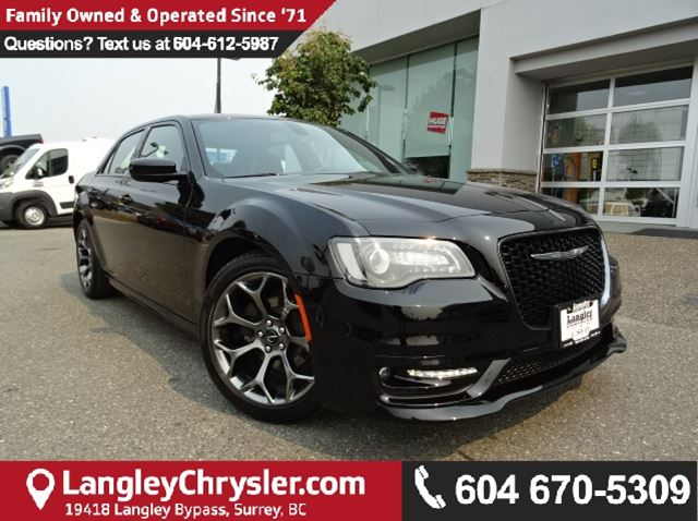 2017 CHRYSLER 300 S in Surrey, British Columbia