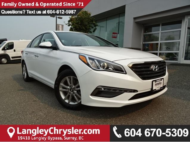 2017 HYUNDAI SONATA GLS in Surrey, British Columbia