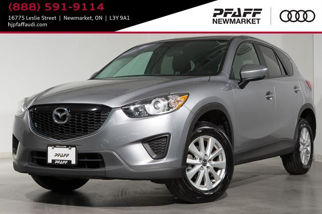 2014 MAZDA CX-5 GX FWD 4dr Man GX in Newmarket, Ontario