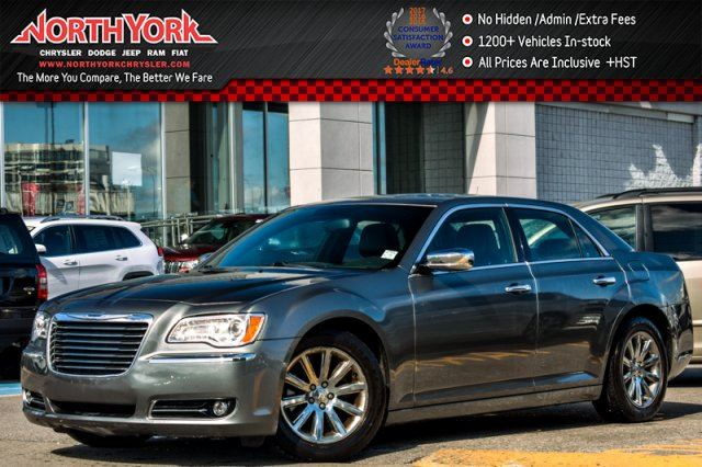 2012 Chrysler 300 Limited in Thornhill, Ontario
