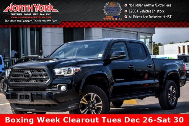 2017 Toyota Tacoma SR5 in Thornhill, Ontario