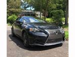 2016 Lexus IS 300 AWD F-Sport Navigation Fidelity Rebate in Mississauga, Ontario