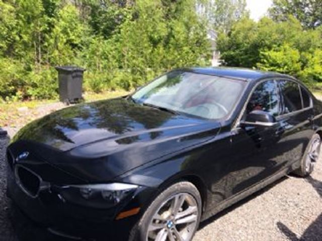 2015 BMW 3 Series 320i xDrive, Sport package, Excess Wear Protection in Mississauga, Ontario