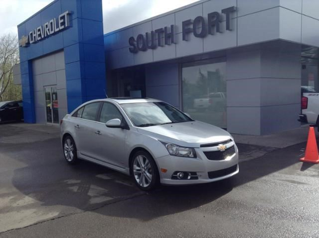 2014 Chevrolet Cruze LTZ in Fort Saskatchewan, Alberta