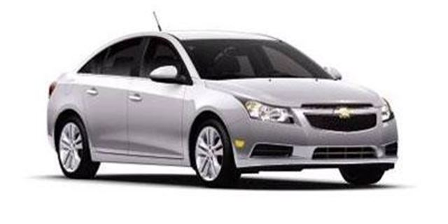 2013 Chevrolet Cruze LTZ Turbo in Fort Saskatchewan, Alberta