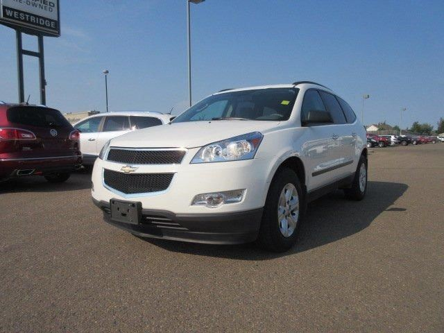 2012 Chevrolet Traverse LS in Lloydminster, Alberta