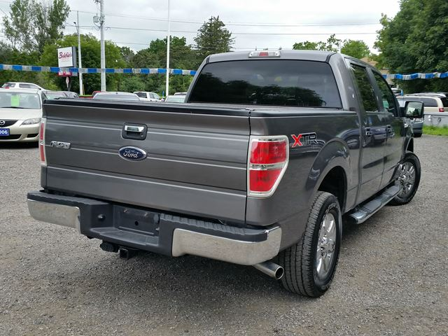 2010 ford f 150 xlt whitby ontario car for sale 2838510. Black Bedroom Furniture Sets. Home Design Ideas