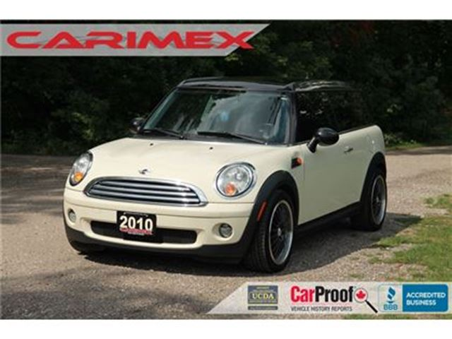 2010 MINI COOPER Base in Kitchener, Ontario