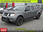 2016 Nissan Frontier SV   Htd Seats, Rear Camera, Tonneau Cover in Ottawa, Ontario