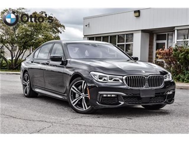 Used 2016 Bmw 7 Series Xdrive Ottawa Wheels Ca