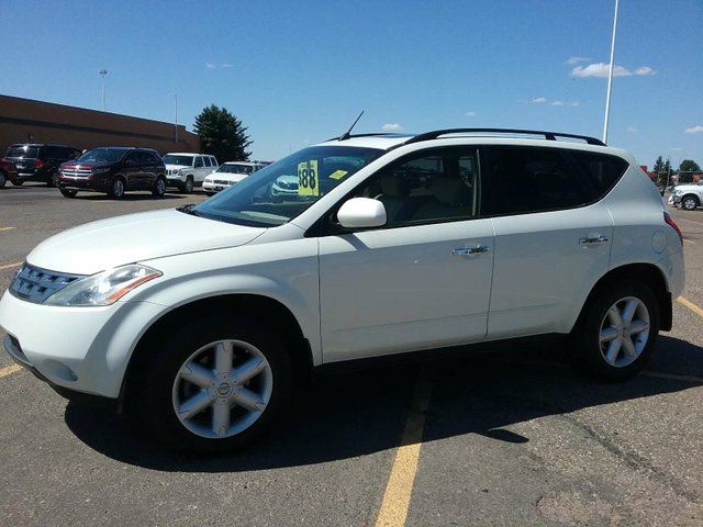 2004 NISSAN MURANO SE All-wheel Drive in Medicine Hat, Alberta