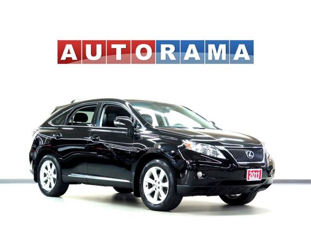 2011 Lexus RX 350 TOURING PKG NAVI BACKUP CAM LEATHER SUNROOF AWD in North York, Ontario