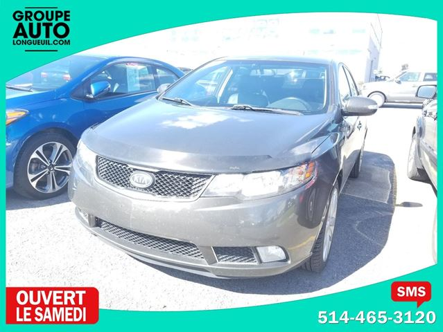 2010 Kia Forte SX * CUIR * TOIT OUVRANT * BLUETOOTH in Longueuil, Quebec