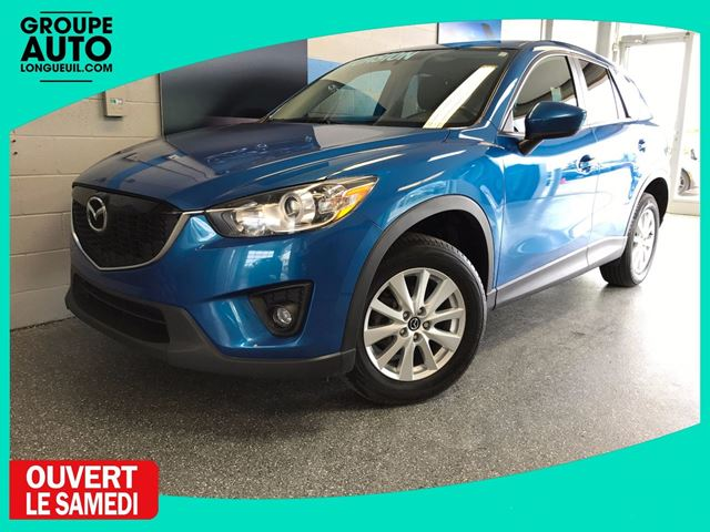 2014 Mazda CX-5 GS AWD TOIT in Longueuil, Quebec