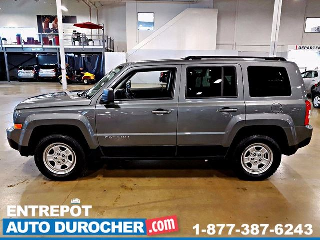 used 2012 jeep patriot sport automatique air. Black Bedroom Furniture Sets. Home Design Ideas
