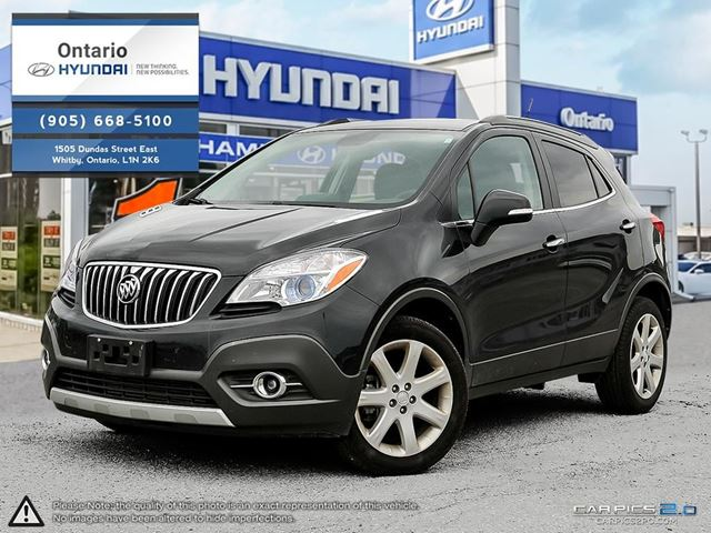 2015 BUICK ENCORE Leather in Whitby, Ontario