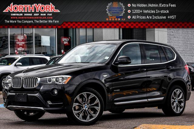2015 BMW X3 xDrive28i in Thornhill, Ontario
