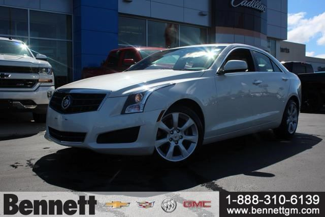 2014 CADILLAC ATS AWD in Cambridge, Ontario