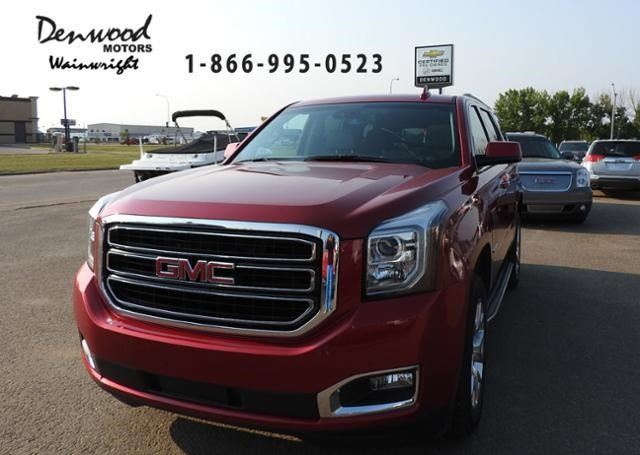 2015 GMC Yukon SLT in Wainwright, Alberta