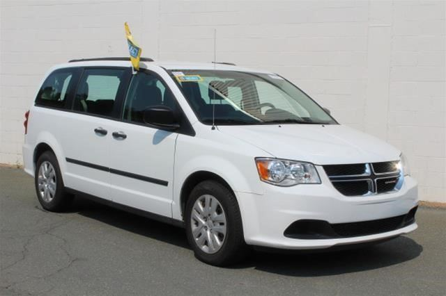 2016 DODGE GRAND CARAVAN Canada Value Package in St John's, Newfoundland And Labrador