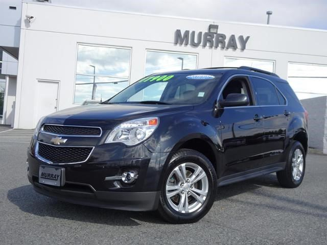 2013 Chevrolet Equinox LT in Abbotsford, British Columbia