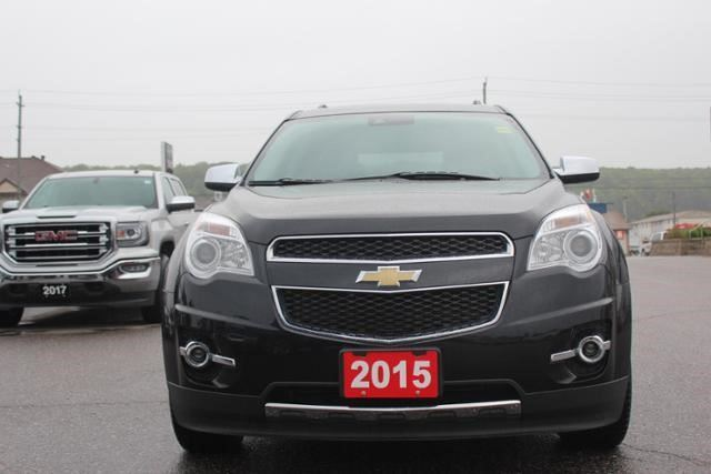 2015 CHEVROLET EQUINOX LTZ in North Bay, Ontario