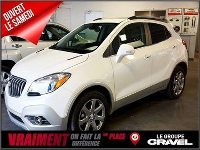2016 Buick Encore Leather in Verdun, Quebec