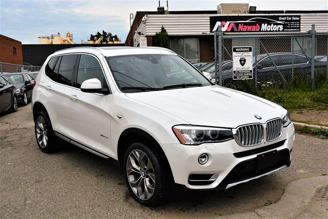 2015 bmw x3 xdrive28d diesel awd no accidents navi backup. Black Bedroom Furniture Sets. Home Design Ideas