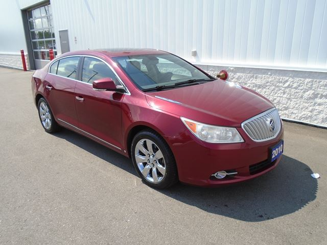 2010 BUICK LACROSSE CXL in North Bay, Ontario