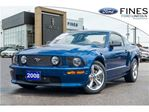 2008 Ford Mustang GT CALIFORNIA SPECIAL - LOW MILEAGE! in Bolton, Ontario