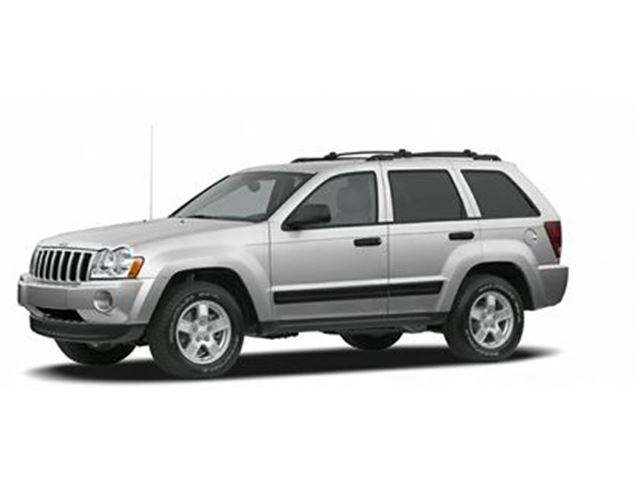 2005 JEEP GRAND CHEROKEE Limited in Coquitlam, British Columbia